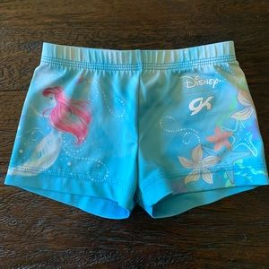 Disney GK Kids Gymnastics Shorts